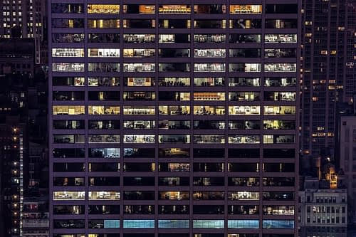 Six Trends in Commercial Office Space Design