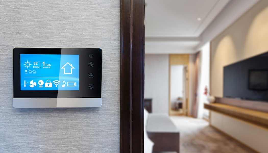 energy efficient home thermostat