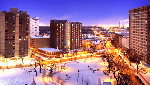 Up and Coming Canadian Real Estate Cities